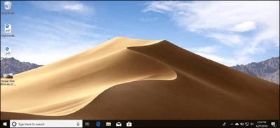 Get Mojave's Dynamic Wallpaper in Windows and Linux Right ...