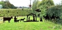 Cricut Window Cling Ideas For Christmas | DIY Christmas ...