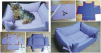 DIY Dog Bed Tutorial | How To Instructions