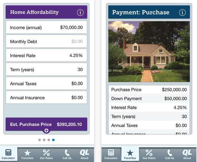 6 Best Financial/ Mortgage calculator apps for iPhone / iPad \u2013 2018