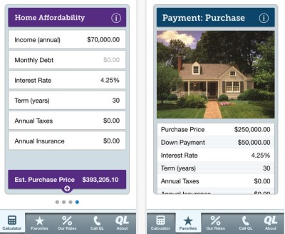 6 Best Financial/ Mortgage calculator app for iPhone / iPad – 2017