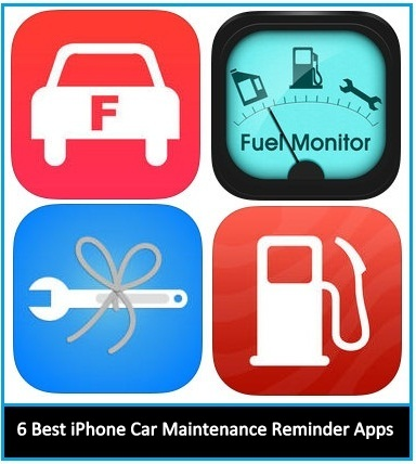 6 Best iPhone Car Maintenance Apps 2019 iPad, Get Reminder  Track