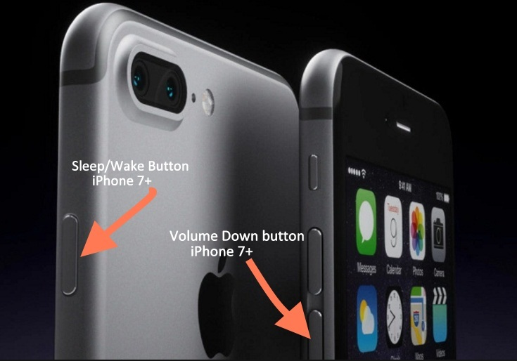 How To Reboot Or Force Restart Iphone 7 And Iphone 7 Plus