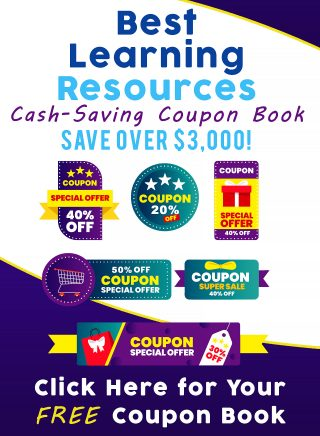 Coupon book for Best Learning Resources How To Learn World\u0027s