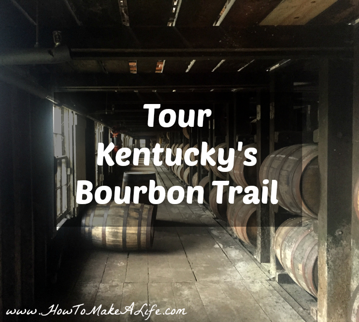 Tour Kentucky's Bourbon Trail