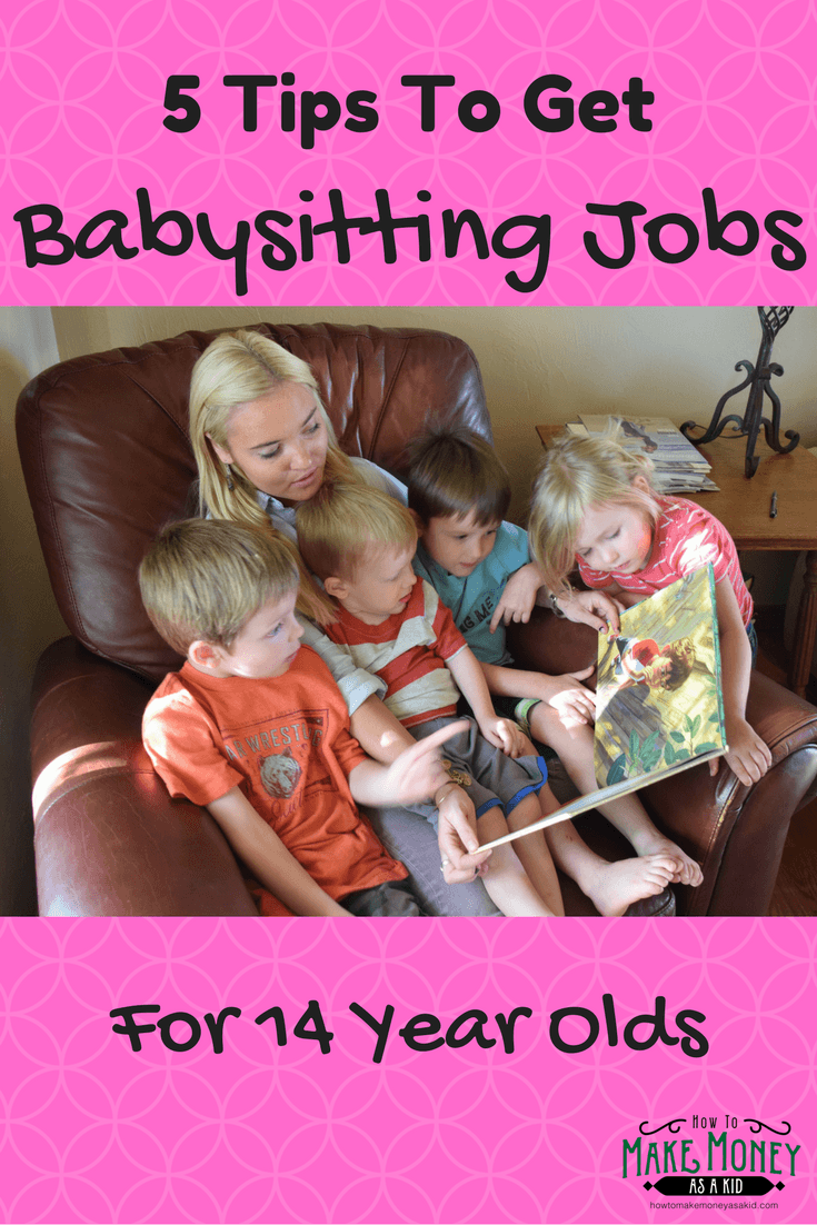 part time babysitting jobs for 16 year olds