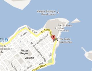 Passport office Malta, Evan's Building