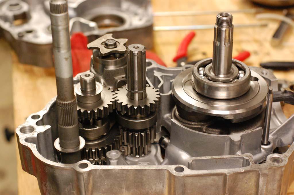 Honda Z50 Transmission Cases Split \u2013 How-To Motorcycle Repair