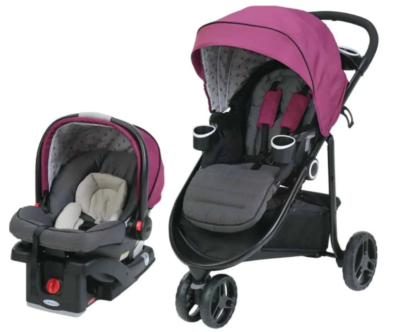 Large Of Graco Modes Click Connect Travel System