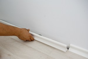 Laminate Floor Baseboard Trim