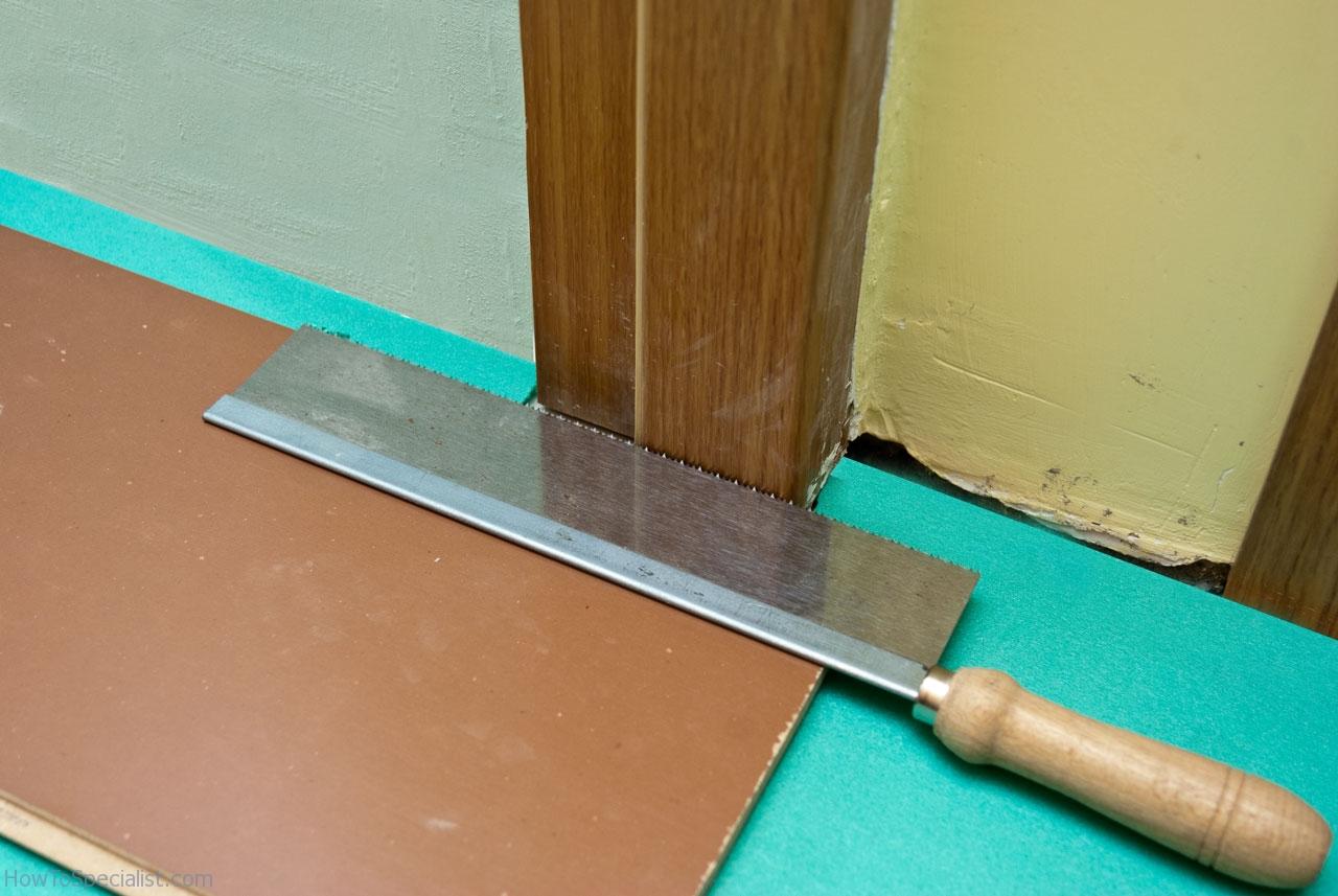 Laminate Flooring Cutting Laminate Flooring