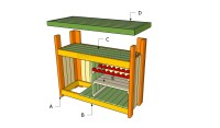 How to build an outdoor bar   HowToSpecialist - How to ...