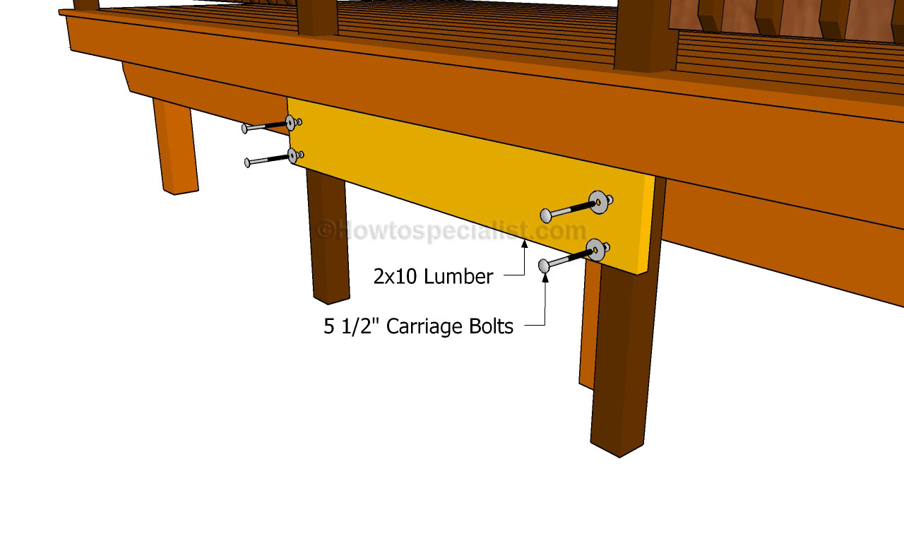 How To Build Porch Stairs Howtospecialist How To Build