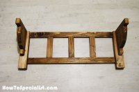 How To Make a Coat Rack   HowToSpecialist - How to Build ...