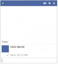How to stop Facebook from marking messages as 'Seen'