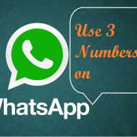 How To Use Multiple Numbers on WhatsApp