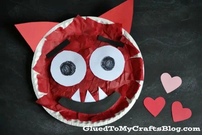 book crafts for preschoolers