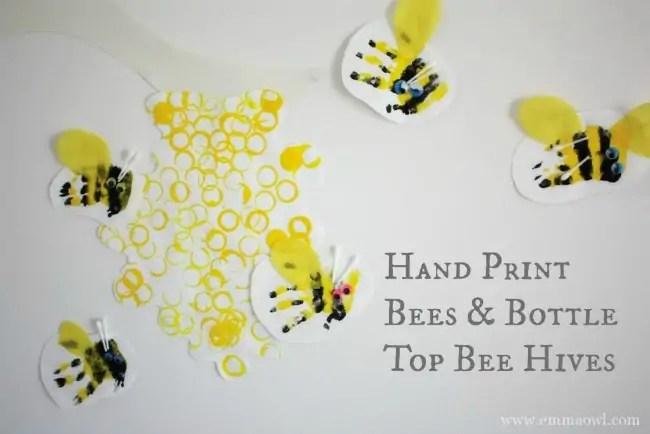 Spring Crafts for 2 Year Olds - How Wee Learn