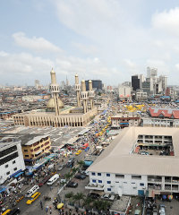 Lagos is Nigeria's most densely populated state.