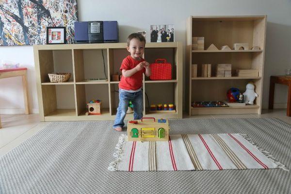 Joshua39s Montessori Environment 20 Months How We