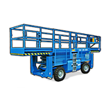 Diesel sakselift