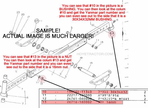 Yanmar Tractor Wiring Diagram - Wiring Diagrams