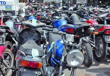Municipio: Aumentó el número de secuestros de motos