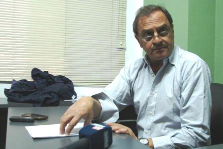 El Dr. Laporta dio cuenta del resultado de la autopsia de José Calcagno