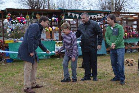 La Feria en La Trocha fue inaugurada