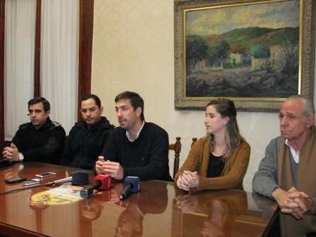 El Comisario Sergio Macedo asumió como Jefe de la Comunal