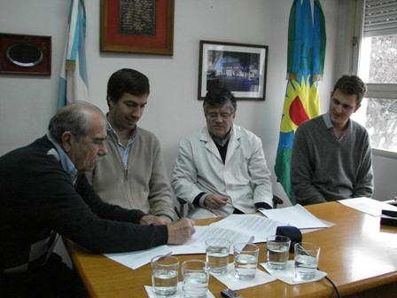 Acuerdo entre Municipio y Hospital por la guardia pediátrica