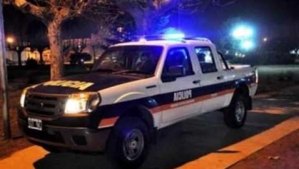 Allanamiento y dos detenidos tras robo