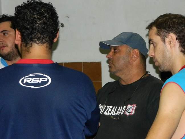 Ricardo Palacios dejará de ser DT de Estudiantes