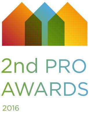 2nd PRO Awards Logo - 2016 LR