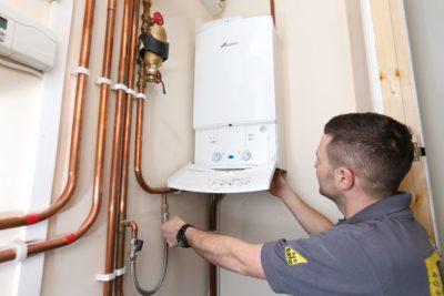 A Worcester Gas Safe installer