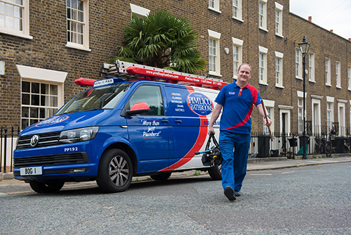 Major expansion plans for Pimlico Plumbers.