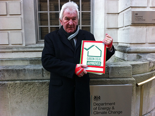 Peter Thom believes removing the red tape will make government schemes more successful.