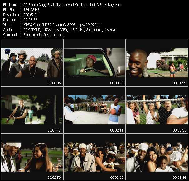 Music Video feat Tyrese - Pullin\u0027 Me Back - Download HQ Videoclip