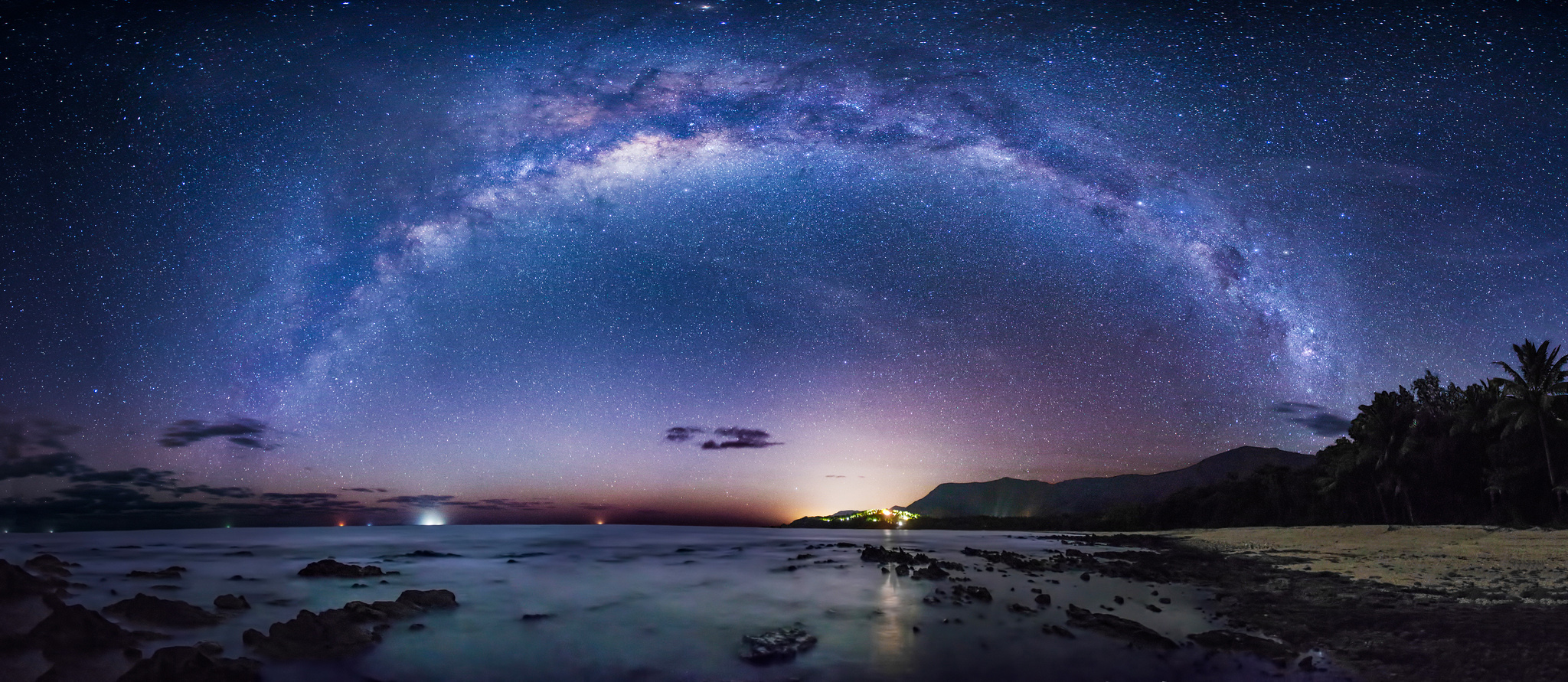 Hong Kong Wallpaper Iphone X 10 Mesmerizing Hd Images Of The Milky Way Hd Wallpapers