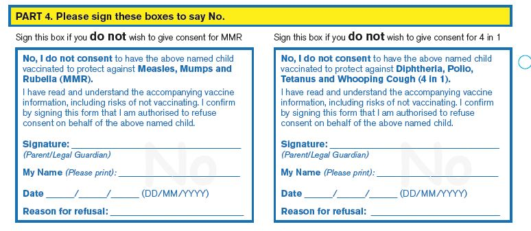 Common Queries about School Consent Forms - Irelandu0027s Health Service - vaccine consent form template