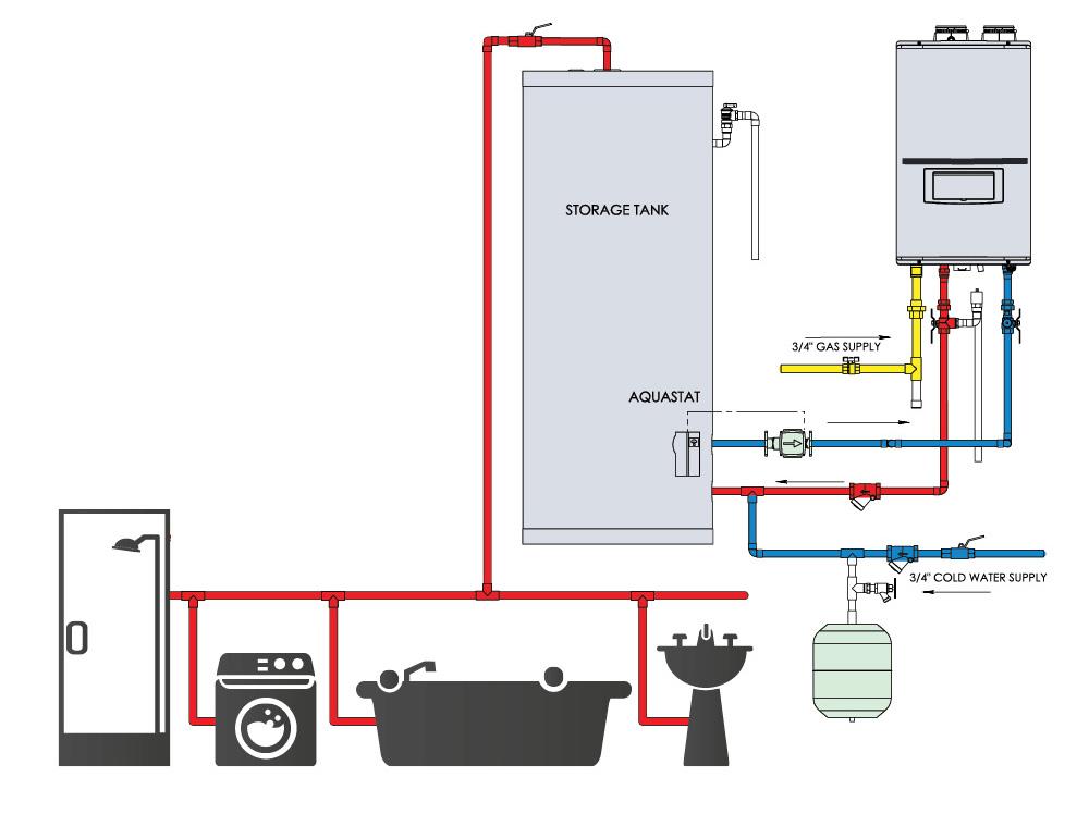 Comercial Water Heater Installation Diagram Wiring Schematic Diagram