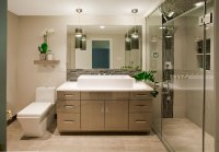 Contemporary Bathrooms Designs & Remodeling | HTRenovations