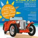 Hua Hin Vintage Car Parade 2014