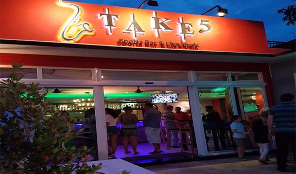 Take 5 Sports Bar & Live Music Lounge Hua Hin