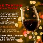 Atanantasila Wine Tasting