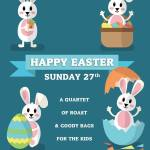 Easter Sunday Roast @ the Palm Bistro