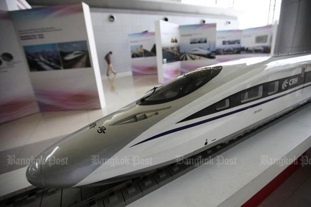 Hua Hin, Rayong to get high-speed trains