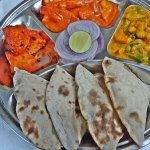 Indian Buffet @ Zafran's