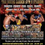 Thai Boxing Garden – Hua Hin