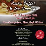 Pasta Buffet @ Red Piano
